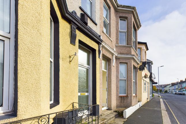 Thumbnail Flat to rent in St Levans Road, Stoke, Plymouth