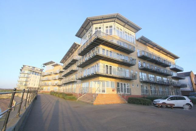 Thumbnail Flat to rent in Portland Place, Ingress Park, Greenhithe