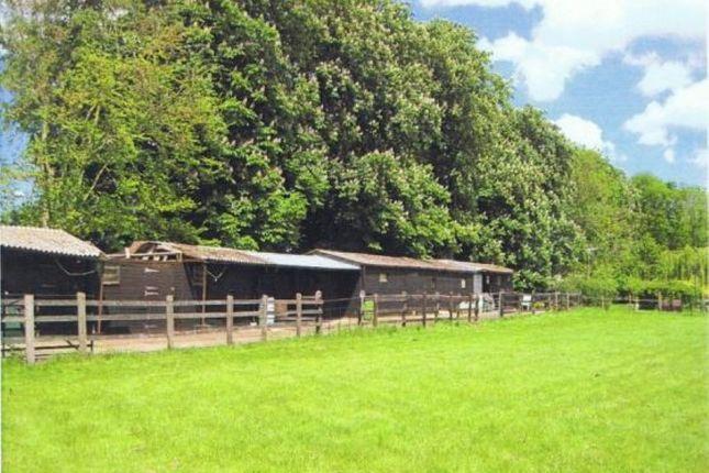 Thumbnail Land for sale in Wheelwrights Farm, Rowney Lane, Dane End, Hertfordshire