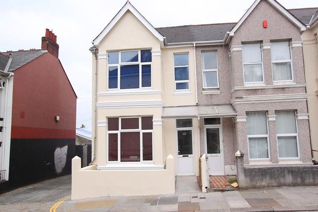 Thumbnail Property to rent in Glen Park Avenue, Mutley, Plymouth