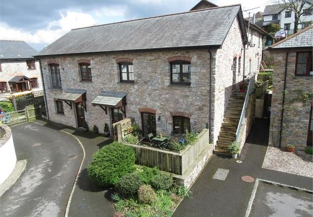 Thumbnail Flat for sale in Sunny Hollow, East Ogwell, Newton Abbot, Devon.