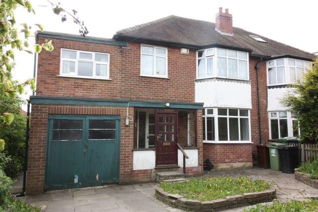 Thumbnail Semi-detached house to rent in Bentcliffe Avenue, Leeds, West Yorkshire