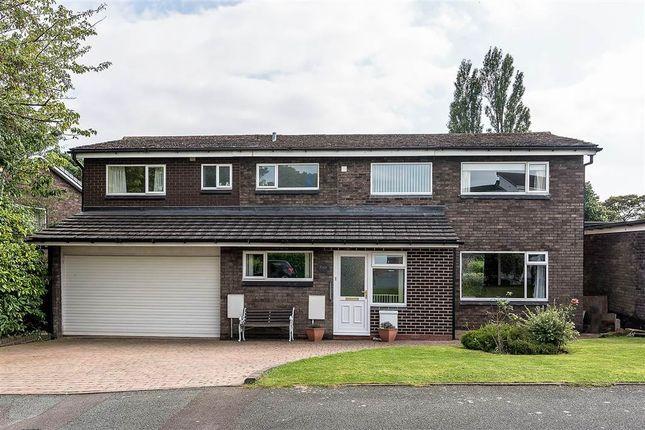 Thumbnail Detached house for sale in The Grange, Upper Longdon, Rugeley