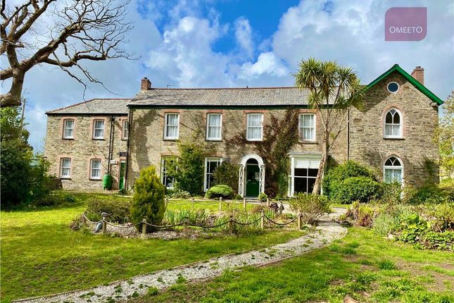 Thumbnail Hotel/guest house to let in Resi Conversion Opportunity, Trevanion House Hotel, Cornwall