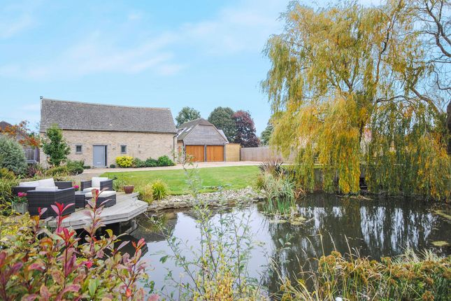 Thumbnail Barn conversion for sale in The Furlong, Downs Road, Standlake, Witney