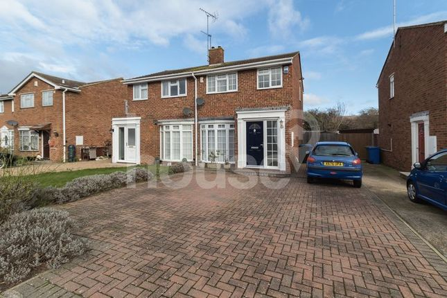 Thumbnail Semi-detached house for sale in Sunnyside Avenue, Minster On Sea, Sheerness