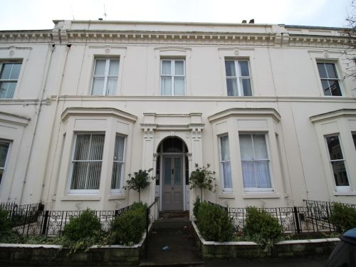Thumbnail Terraced house to rent in Clarendon Avenue, Leamington Spa