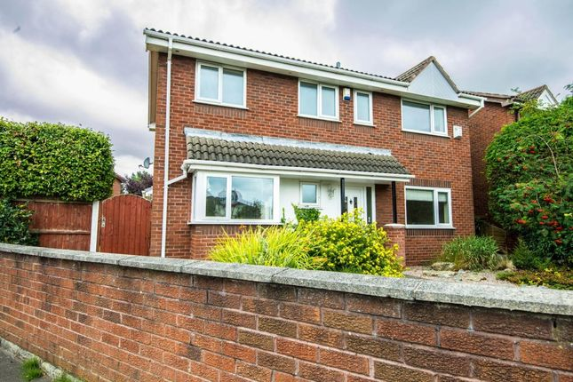Thumbnail Detached house to rent in Grove Park, Ormskirk, Lancs