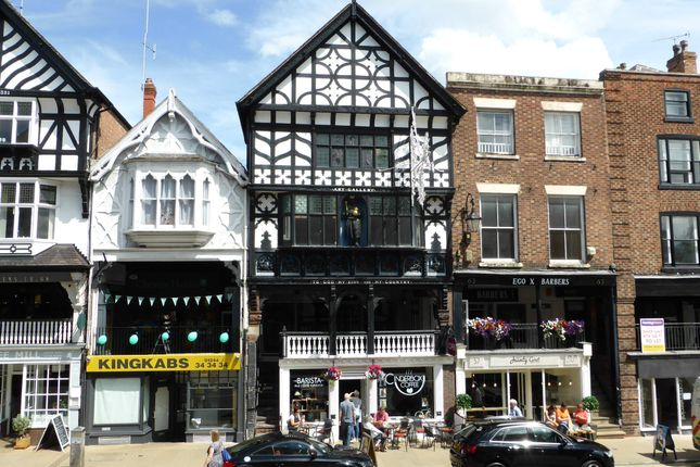 Thumbnail Retail premises to let in 61 Bridge Street Row, Chester