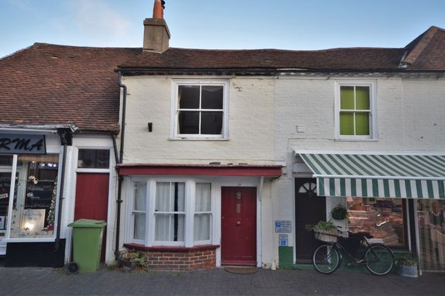 Thumbnail Cottage to rent in South Street, Titchfield, Fareham