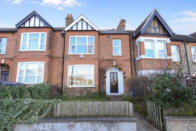Thumbnail Terraced house for sale in Little Ealing Lane, London
