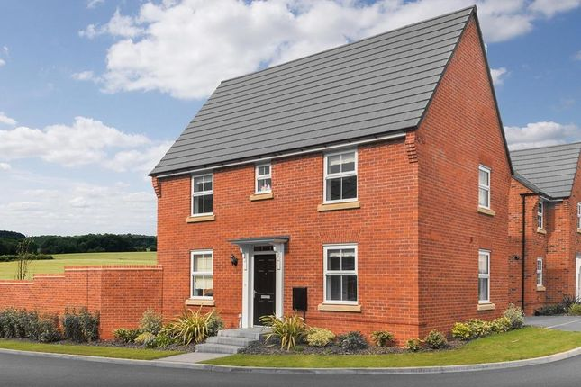 """Thumbnail Detached house for sale in """"Hadley"""" at Dixon Drive, Chelford, Macclesfield"""