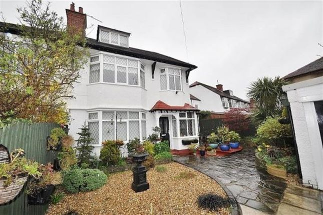 Thumbnail Semi-detached house to rent in The Leas, Wallasey