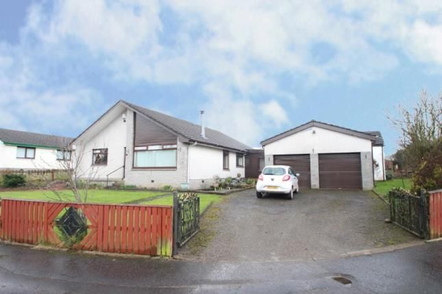 Thumbnail Bungalow for sale in Millands Road, Thankerton, Biggar, South Lanarkshire