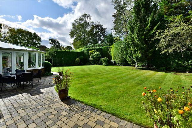 Garden of Lower Plantation, Rickmansworth, Hertfordshire WD3