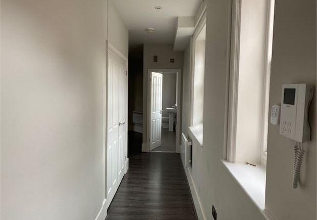 Entrance Hall of 1 Market Place Apartments, Newark, Nottinghamshire. NG24