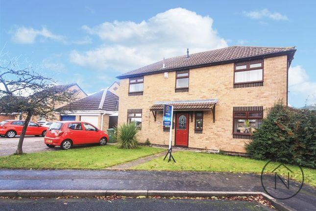 Thumbnail Detached house for sale in Hornsea Close, Billingham