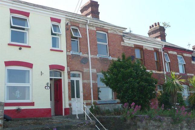 Thumbnail Property to rent in Rockmount Terrace, Bideford, Devon