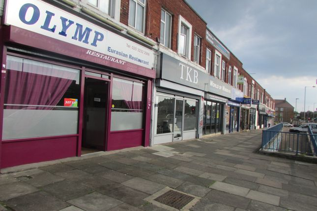 Thumbnail Restaurant/cafe for sale in Great Cambridge Road, Enfield