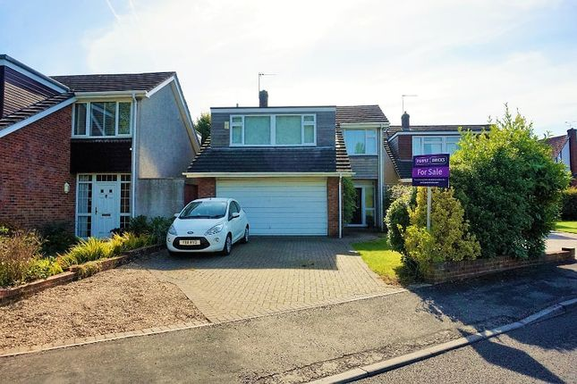 Thumbnail Detached house for sale in Meadow Mead, Frampton Cotterell