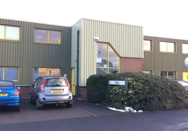 Thumbnail Office to let in Unit 5, Glendale Business Park, Glendale Avenue, Sandycroft, Flintshire