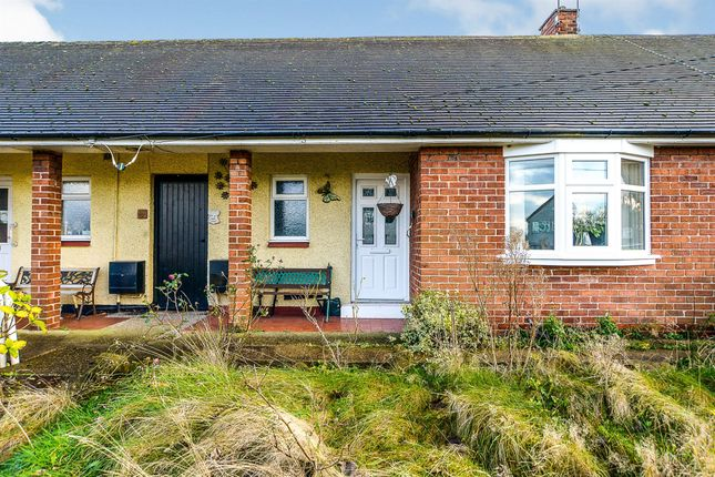Thumbnail Terraced bungalow for sale in Marsh Lane, Ince, Chester