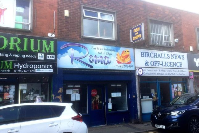 Restaurant/cafe for sale in Leigh WN7, UK