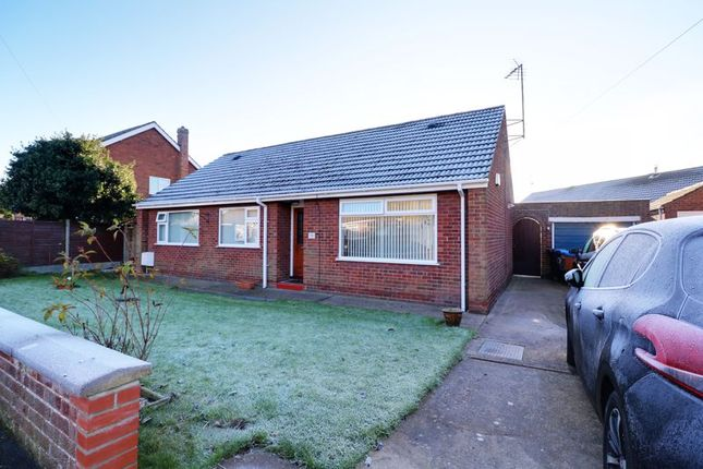 Thumbnail Detached bungalow for sale in Greenway, Barton-Upon-Humber