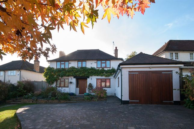 Thumbnail Detached house for sale in Church Hill, Merstham, Redhill, Surrey