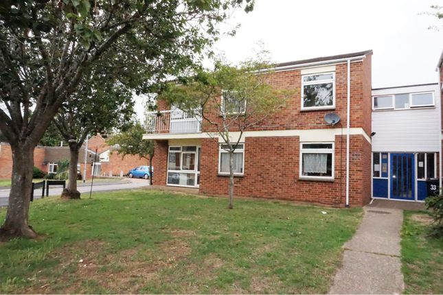 Thumbnail Flat for sale in Bossington Drive, Taunton