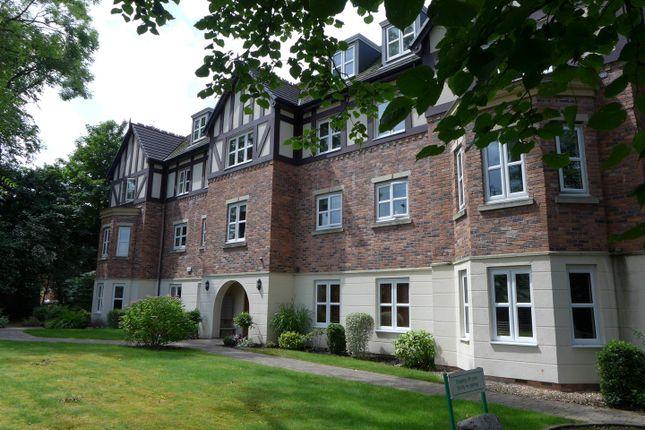 Thumbnail Flat for sale in Hopwood Manor, Manchester Road, Hopwood, Heywood