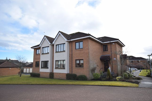 Thumbnail Flat for sale in Fairfield Drive, Clarkston, Glasgow