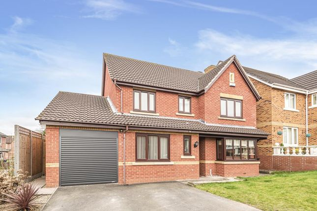 Thumbnail Detached house to rent in Leominster, Herefordshire