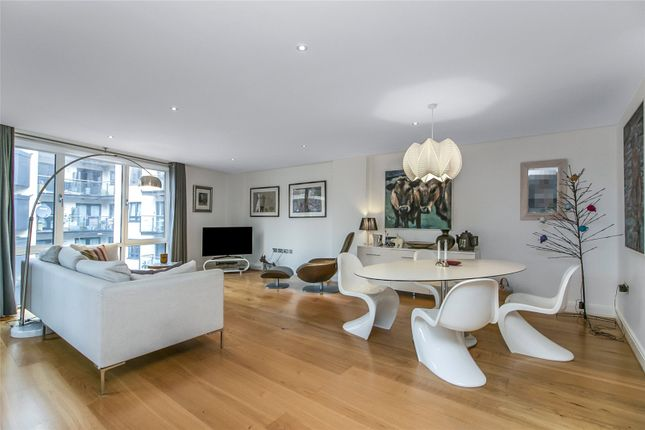 Thumbnail Flat for sale in Houghton Court, 31 Glasshouse Yard, London