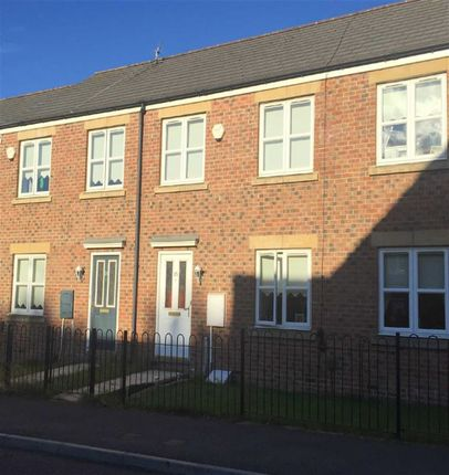 Thumbnail Terraced house to rent in Frost Mews, South Shields