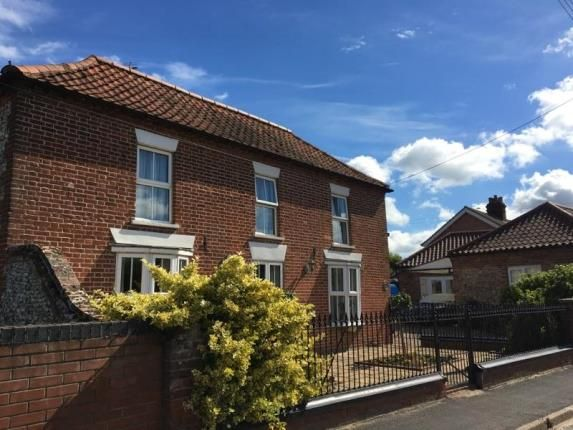 Thumbnail Detached house for sale in Bridgham, Norwich, Norfolk