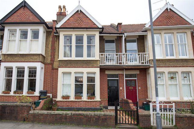 Thumbnail Flat for sale in St Albans Road, Westbury Park, Bristol