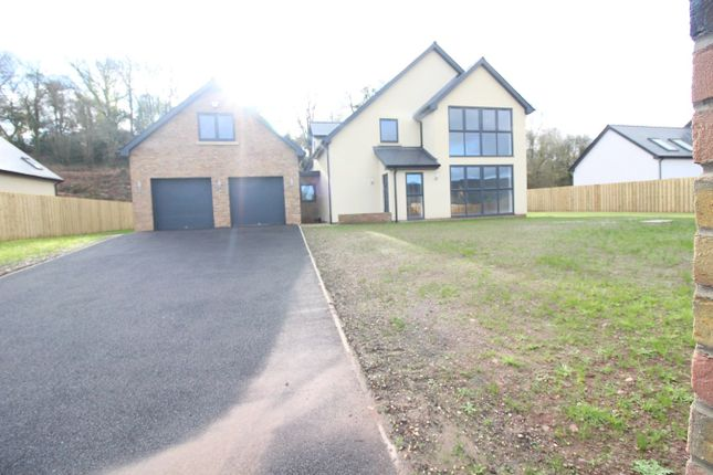 Thumbnail Detached house for sale in Wentwood View, Five Lanes, Caerwent, Caldicot