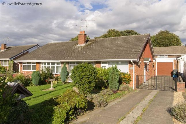 Thumbnail Bungalow for sale in Templar Court, Bottesford, Scunthorpe