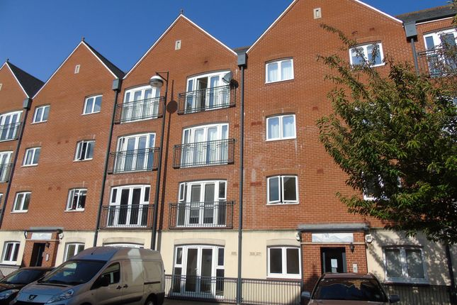 Thumbnail Flat for sale in Harrowby Street, Cardiff Bay, Cardiff