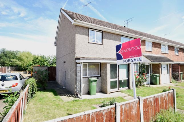 Thumbnail End terrace house for sale in Cattawade End, Fryerns