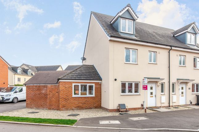 Thumbnail Semi-detached house for sale in Thirsk Drive, Trowbridge