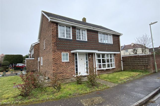 Thumbnail Detached house to rent in Saville Close, Gosport, Hampshire