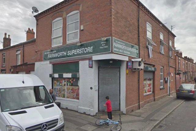 Thumbnail Flat to rent in Cawdor Street, Farnworth, Bolton -