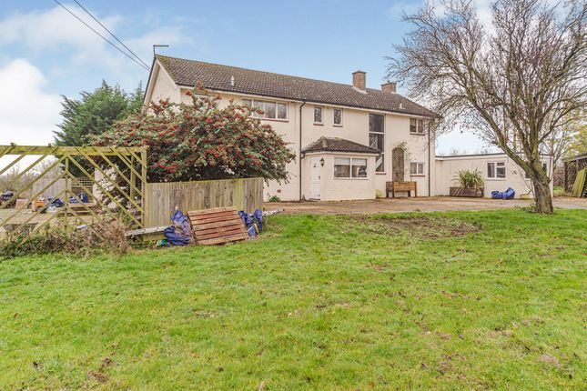 Thumbnail Detached house for sale in Ermine Way, Arrington, Royston