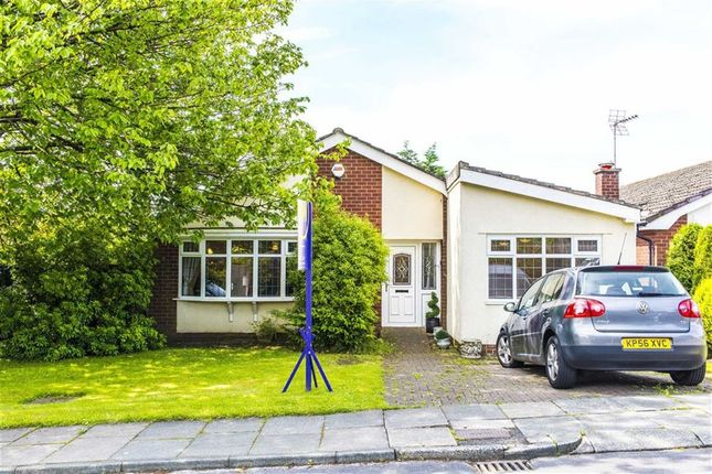 Thumbnail Detached bungalow for sale in Park Bank, Atherton, Manchester