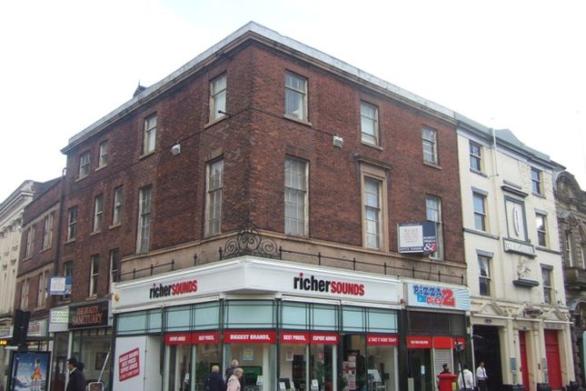 Thumbnail Office to let in Suite 3, Starkie Chambers, Lancaster Road, Preston