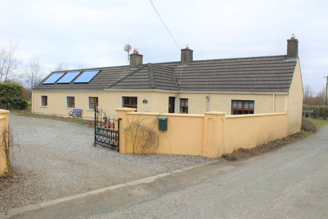 Thumbnail Bungalow for sale in The Old House, Mountrice Cross, Monasterevin, Kildare