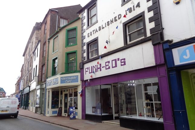 Thumbnail Retail premises to let in 14 Devonshire Street, Penrith