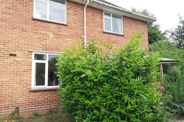 Thumbnail Flat for sale in Nasmith Road, Norwich